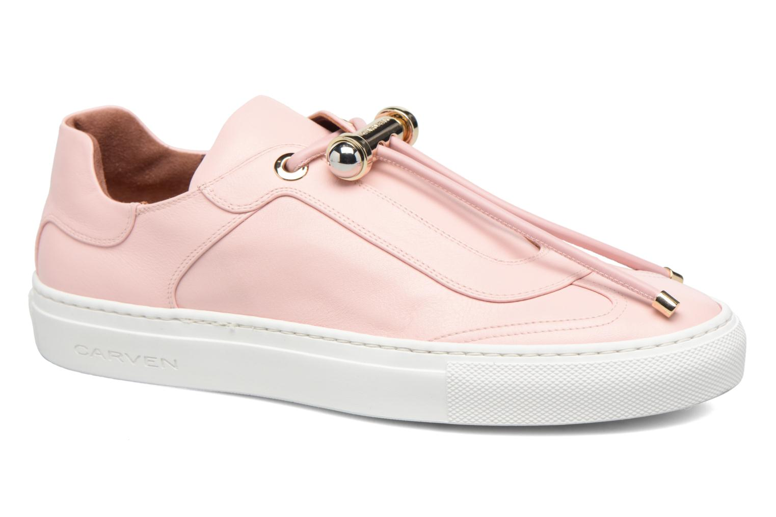 Trainers Carven Mabillon Pink detailed view/ Pair view