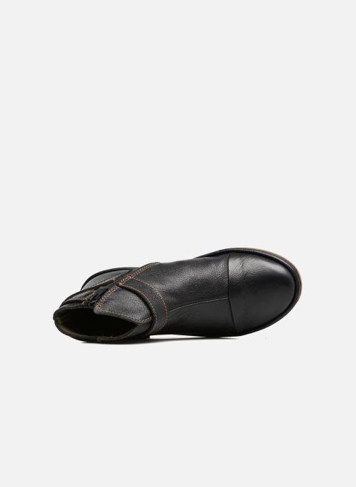 Boots en enkellaarsjes El Naturalista E830 Nayade Zwart links