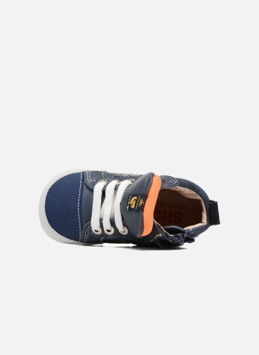 Boots en enkellaarsjes Shoesme Severin Blauw links