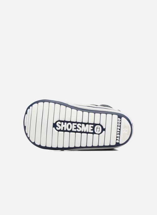 Bottines et boots Shoesme Severin Bleu vue haut
