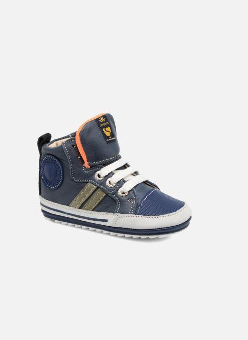 Boots en enkellaarsjes Shoesme Severin Blauw detail