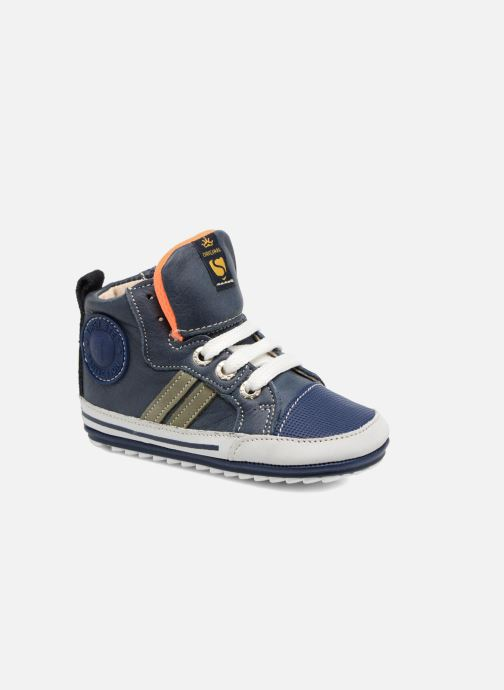 Botines  Shoesme Severin Azul vista de detalle / par