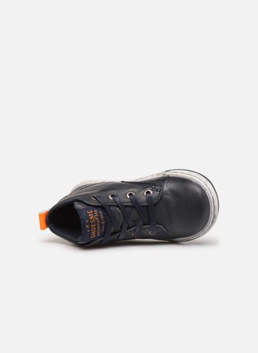 Stiefeletten & Boots Shoesme Sami blau ansicht von links