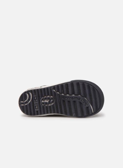 Stiefeletten & Boots Shoesme Sami blau ansicht von oben