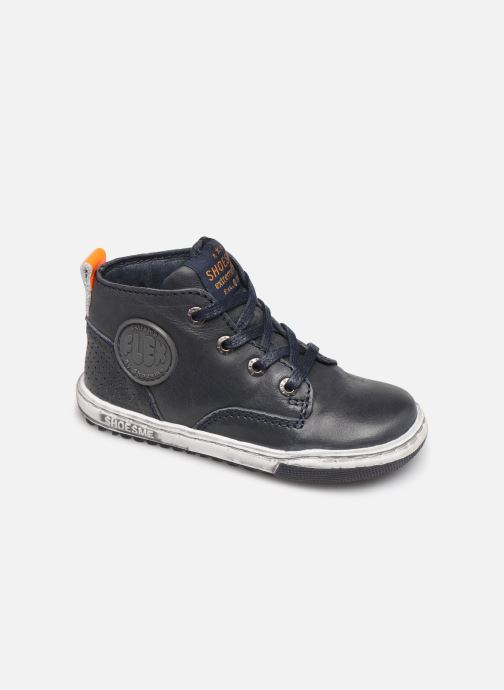 Bottines et boots Shoesme Sami Bleu vue détail/paire