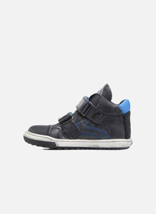 Sneakers Shoesme Sylvain Azzurro immagine frontale
