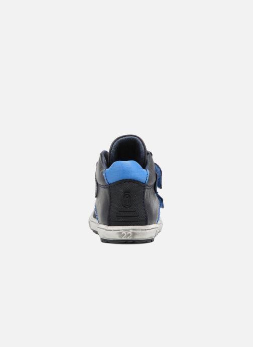 Sneakers Shoesme Sylvain Azzurro immagine destra