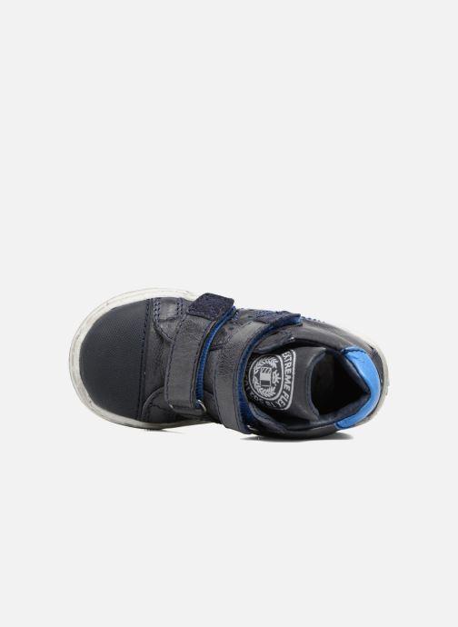 Sneakers Shoesme Sylvain Azzurro immagine sinistra