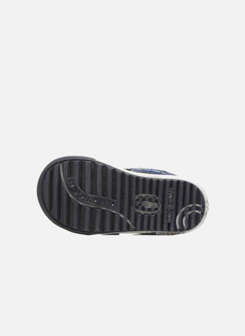 Sneakers Shoesme Sylvain Azzurro immagine dall'alto