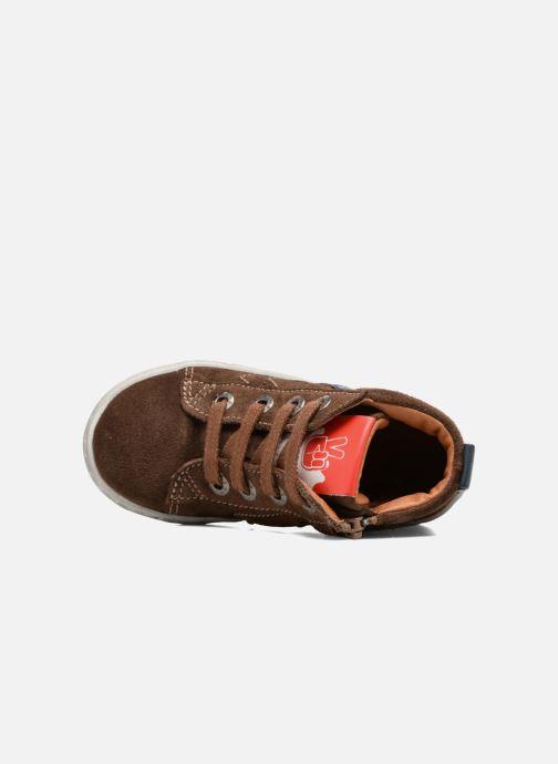 Sneakers Shoesme Sébastien Marrone immagine sinistra