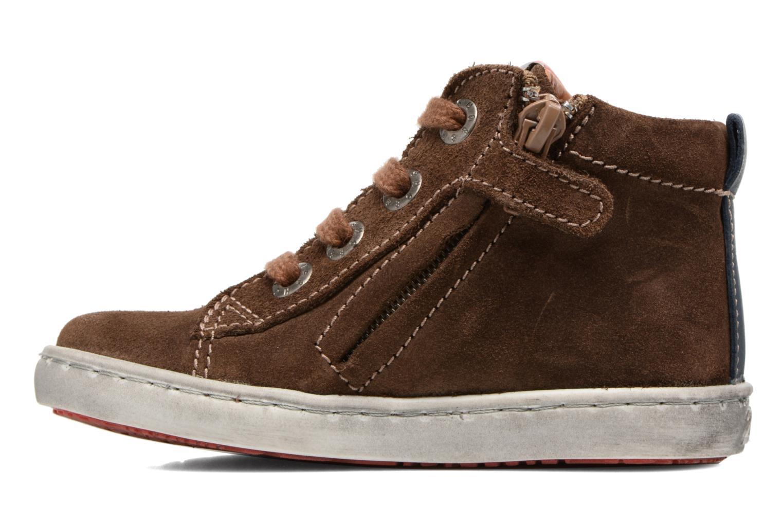 Sneakers Shoesme Sébastien Marrone immagine frontale