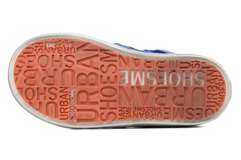 Sneakers Shoesme Sébastien Azzurro immagine dall'alto