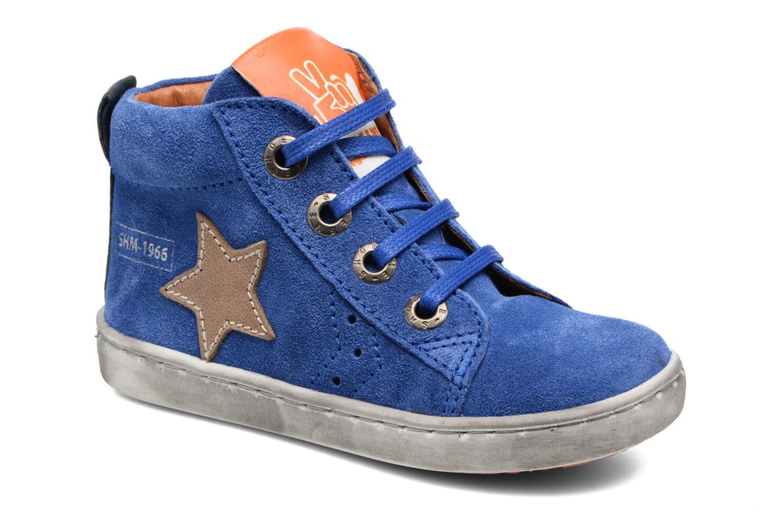 Sneakers Shoesme Sébastien Azzurro vedi dettaglio/paio