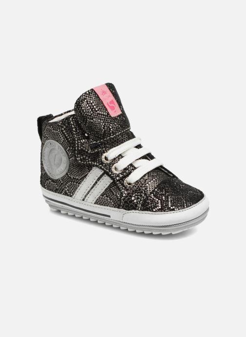 Bottines et boots Shoesme Samuel Noir vue détail/paire