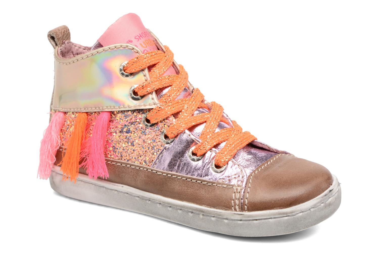 Baskets Shoesme Susie Multicolore vue détail/paire