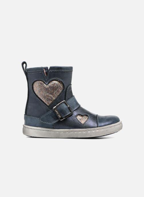 Bottines et boots Shoesme Sophie Bleu vue derrière