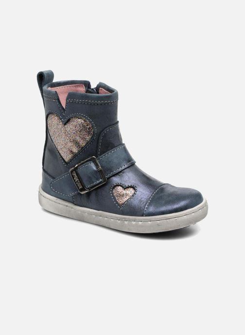 Bottines et boots Shoesme Sophie Bleu vue détail/paire