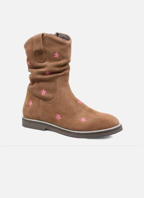 Stiefel Shoesme Sandrine braun detaillierte ansicht/modell