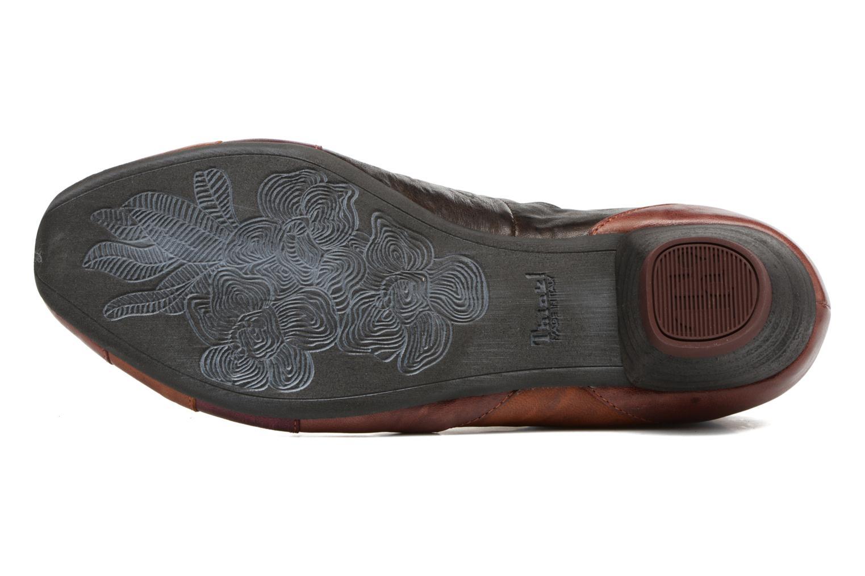 Chaussures à lacets Think! Aida 81264 Multicolore vue haut