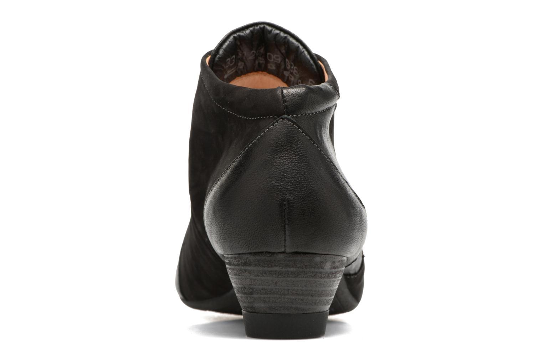 Zapatos con cordones Think! Aida 81264 Multicolor vista lateral derecha