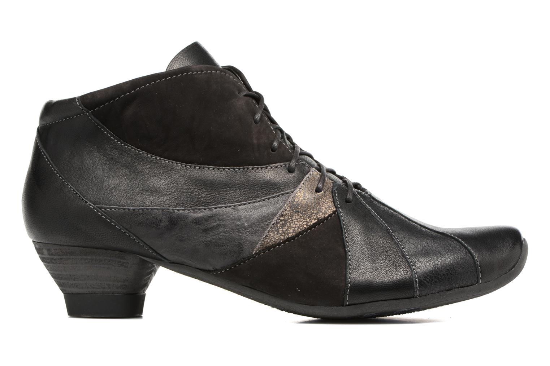 Zapatos con cordones Think! Aida 81264 Multicolor vistra trasera