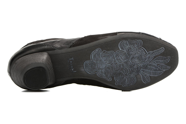 Zapatos con cordones Think! Aida 81264 Multicolor vista de arriba