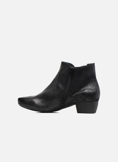 Bottines et boots Think! Karena 81184 Noir vue face