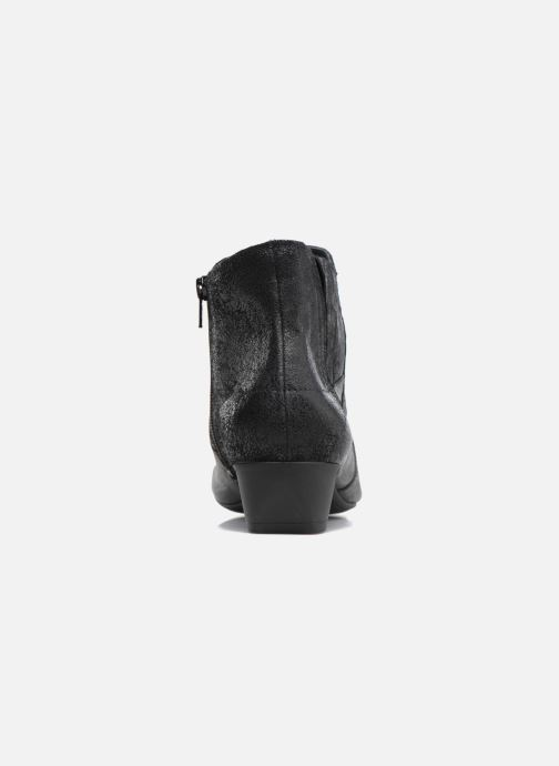 Bottines et boots Think! Karena 81184 Noir vue droite