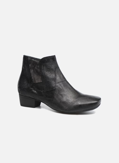 Boots en enkellaarsjes Think! Karena 81184 Zwart detail