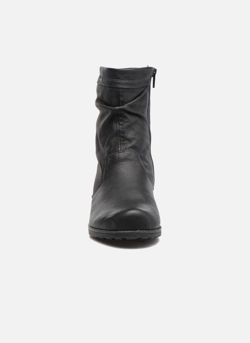 Bottines et boots Think! Denk! 81010 Noir vue portées chaussures