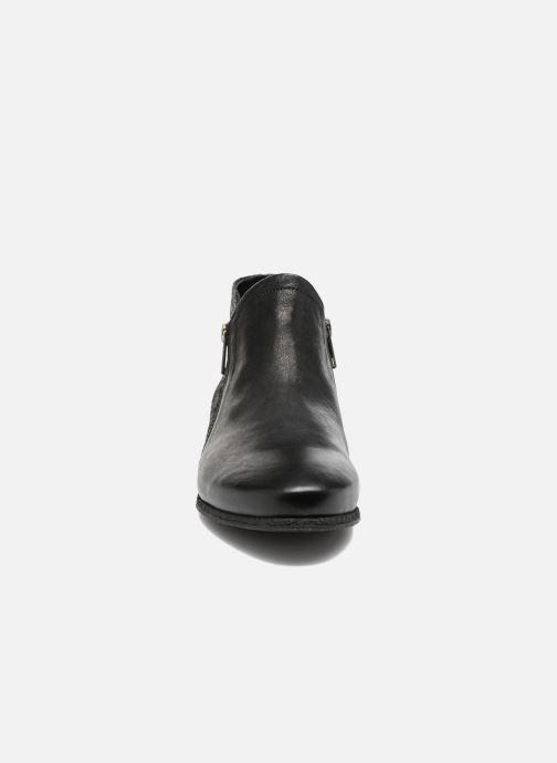 Bottines et boots Think! Shua 81046 Noir vue portées chaussures