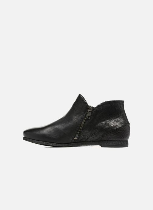 Bottines et boots Think! Shua 81046 Noir vue face