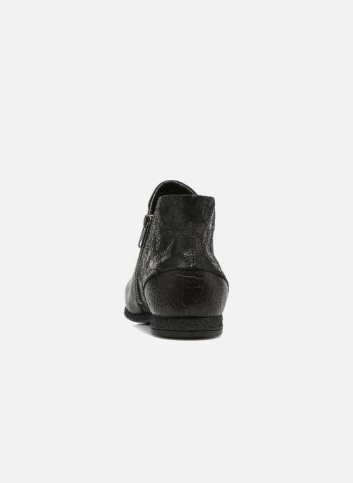 Bottines et boots Think! Shua 81046 Noir vue droite