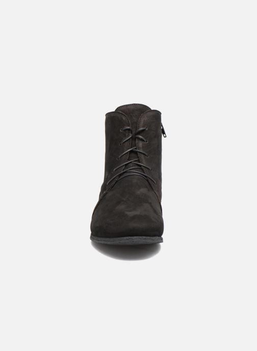 Bottines et boots Think! Shua 81038 Noir vue portées chaussures