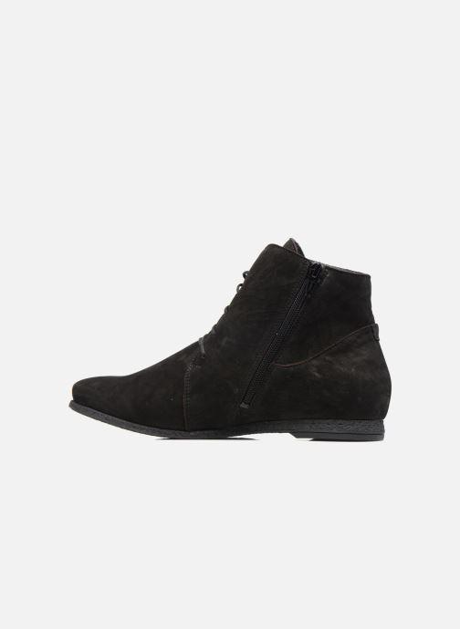 Bottines et boots Think! Shua 81038 Noir vue face