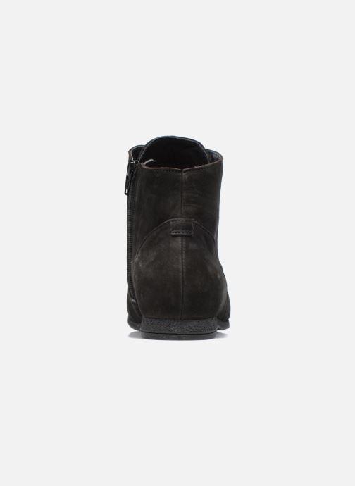 Bottines et boots Think! Shua 81038 Noir vue droite