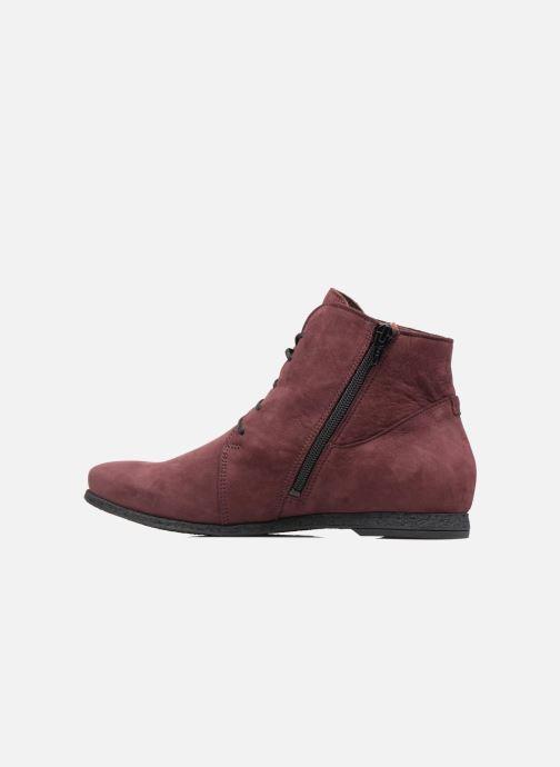 Bottines et boots Think! Shua 81038 Bordeaux vue face