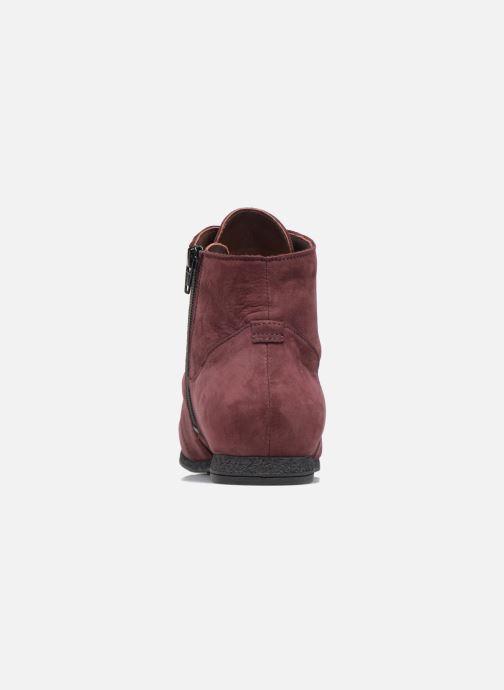 Bottines et boots Think! Shua 81038 Bordeaux vue droite