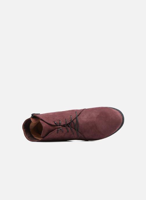 Bottines et boots Think! Shua 81038 Bordeaux vue gauche