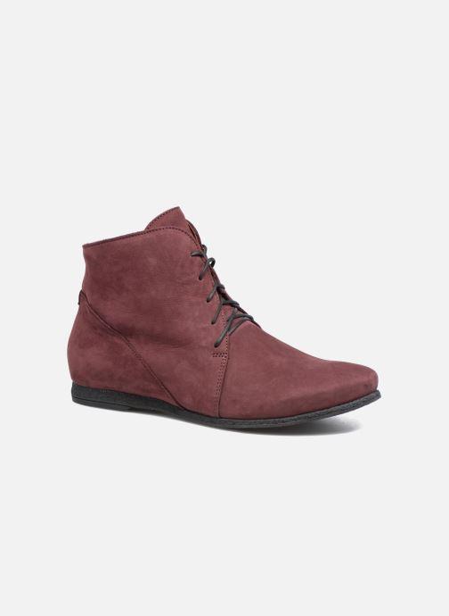 Bottines et boots Think! Shua 81038 Bordeaux vue détail/paire