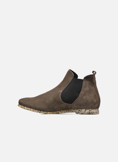 Bottines et boots Think! Shua 81035 Marron vue face