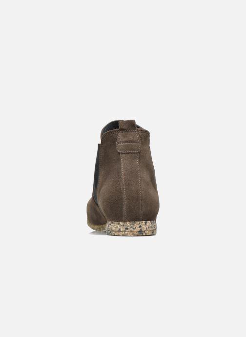 Bottines et boots Think! Shua 81035 Marron vue droite