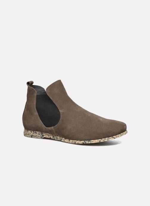 Bottines et boots Think! Shua 81035 Marron vue détail/paire