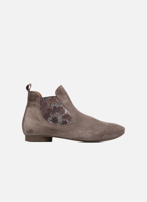 Bottines et boots Think! Guad 81295 Marron vue derrière