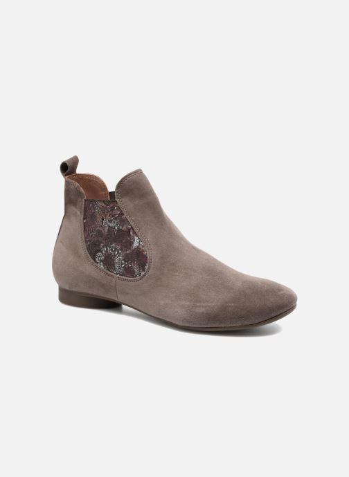 Bottines et boots Think! Guad 81295 Marron vue détail/paire
