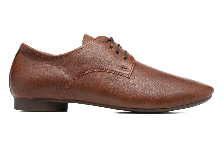 Zapatos con cordones Think! Guad 81290 Marrón vistra trasera