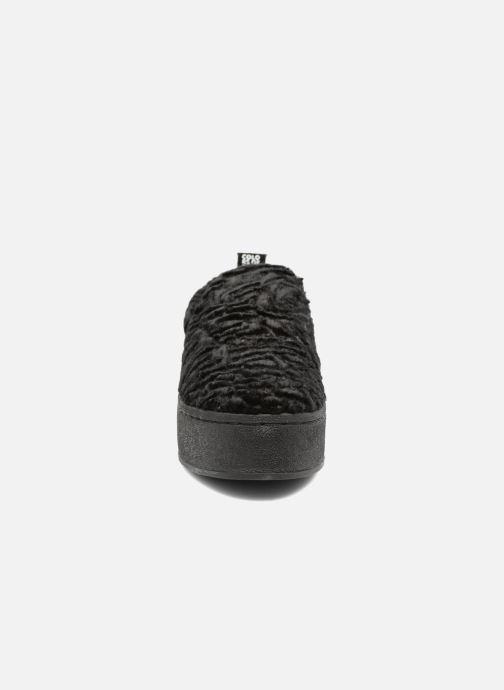 Baskets Colors of California Valentina Noir vue portées chaussures