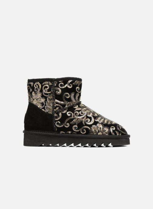Boots en enkellaarsjes Colors of California Cristina Zwart achterkant
