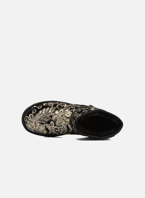 Boots en enkellaarsjes Colors of California Cristina Zwart links