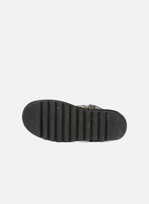 Bottines et boots Colors of California Cristina Noir vue haut